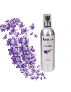 hydrolate water of lavender