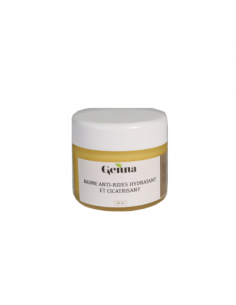 Anti-wrinkle balm moisturizing and healing