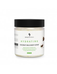 hydrating Coco Milk deadsea  scrub